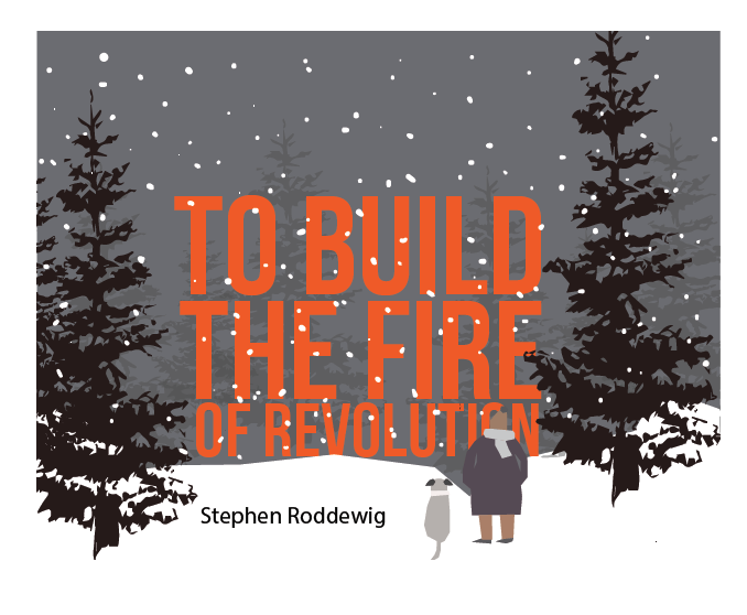 To Build the Fire essay cover art