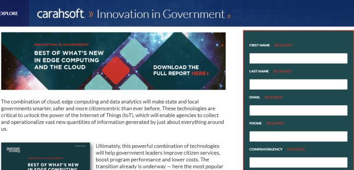 GovTech June Report capture